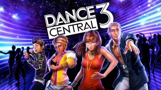 Dance Central 3 Banner