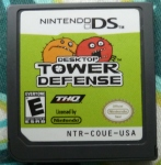 Desktop Tower Defense Cartridge