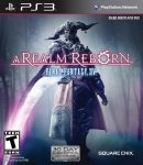 Final Fantasy XIV A Realm Reborn (PS3) Cover
