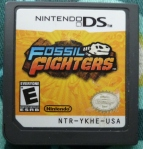 Fossil Fighter Cartridge