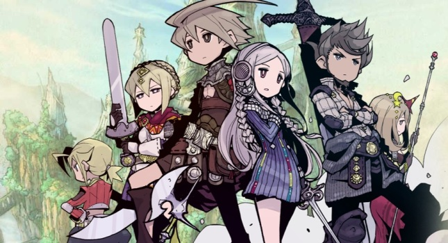 Legend of Legacy Art