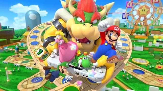 Mario Party 10 Banner