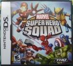 Marvel Super Hero Squad Cover