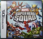 Marvel Super Hero Squad Cover