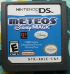 Meteos Disney Magic Cartridge