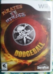 Pirates vs Ninjas Dodgeball Cover