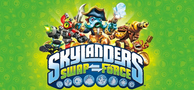 Skylanders Swap Force Banner