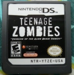 Teenage Zombies Cartridge