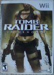 Tomb Raider Underworld (Wii) Cover