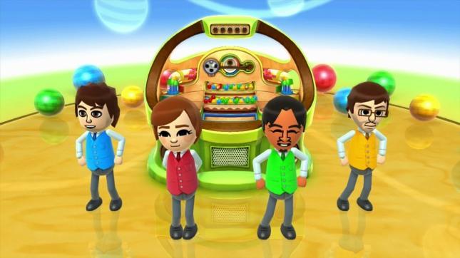 Wii Party U Balldozer