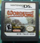 WordJong Cartridge