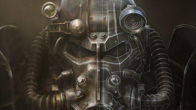 Fallout 4 Power Armor Helmet