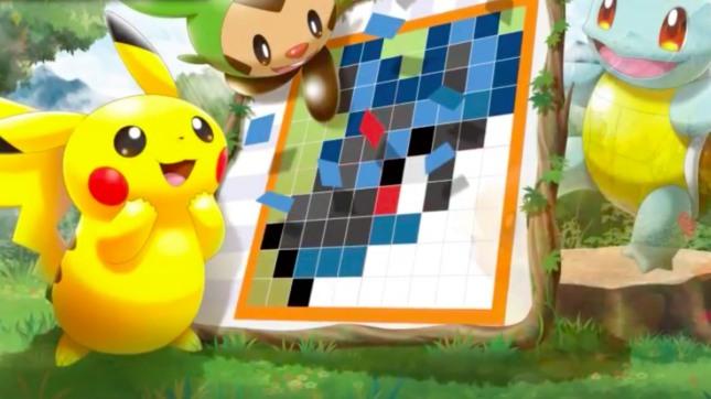 Pokemon Picross Banner