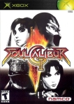 Soul Calubur 2 Cover (Xbox)
