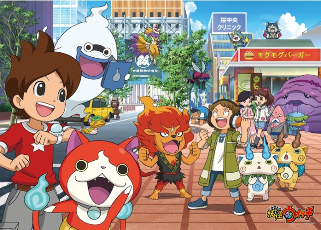 Yokai Watch Art 2