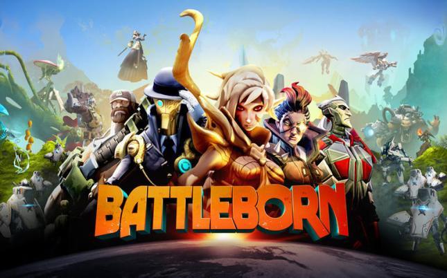 Battleborn Art