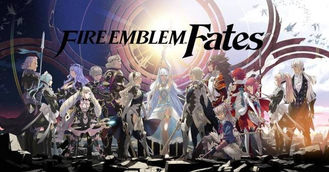 Fire Emblem Fates Art