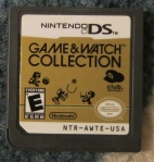 Game and Watch Collection Cartridge