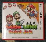 Mario and Luigi Paper Jam Cover