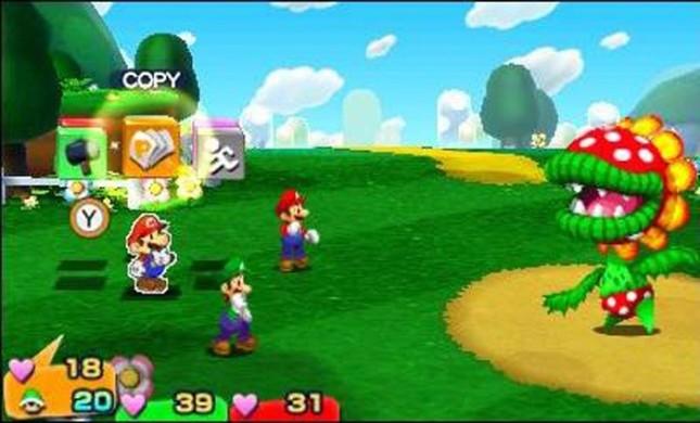 The Epic Battles Of Mario Luigi Paper Jam Slickgaming