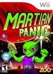 Martian Panic Cover