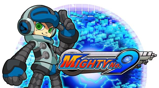Mighty No 9 Art