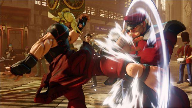 Street Fighter V Ken