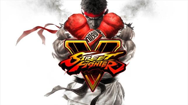 Street Fighter V Ryu
