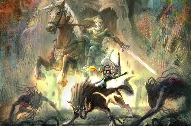 Twilight Princess Art