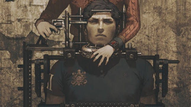 Zero Time Dilemma Art