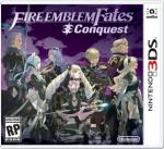 Fire Emblem Fates Conquest Cover