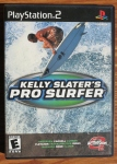 Kelly Slaters Pro Surfer (PS2) Cover