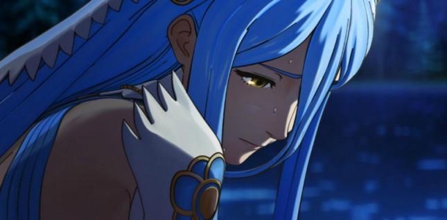 Fire Emblem Fates Azura