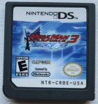 Mega Man Star Force 3 Black Ace Cartridge