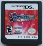 Mega Man Star Force 3 Red Joker Cartridge