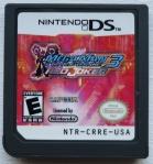 Mega Man Star Force 3 Red Joker Cartridge