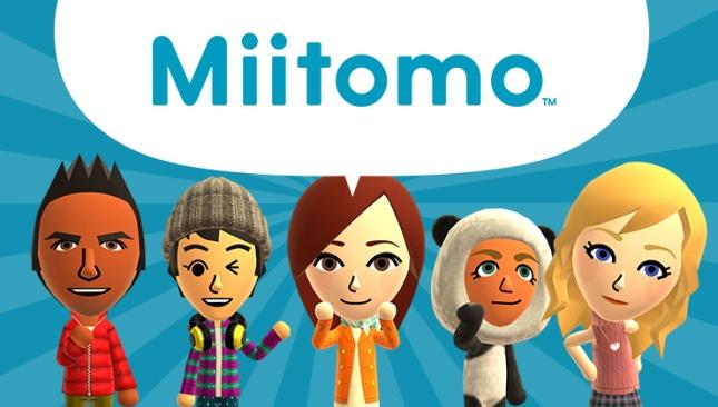 Miitomo Logo
