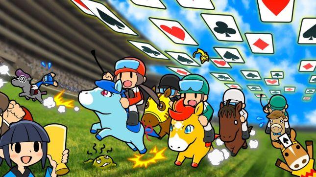 Pocket Card Jockey Art