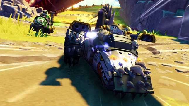 Skylanders Superchargers Gameplay 2