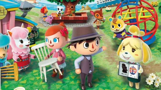 Animal Crossing New Leaf Banner