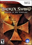 Broken Sword Shadow of the Templars (Wii) Cover