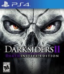 Darksiders II Deathinitive Edition Cover