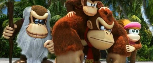 Donkey Kong Banner