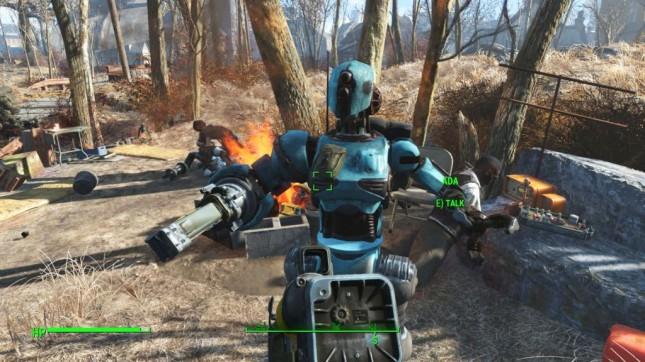 Fallout 4 Automatron Ada