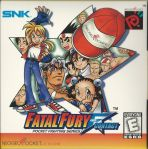 Fatal Fury First Contact Cover
