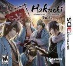 Hakuoki Memories of the Shinsengumi Cover