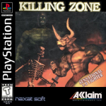 Killing Zone Cover