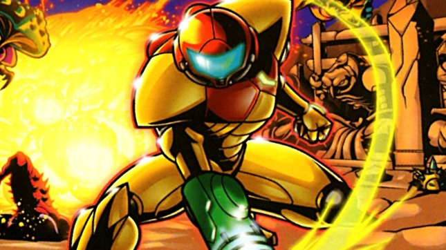 Metroid Zero Mission Art