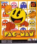 Pac-Man (Neo Geo Pocket) Cover