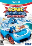 Sonic and All-Stars Racing Transformed Cover